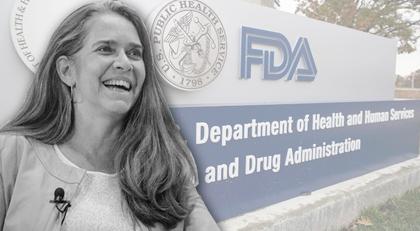 Rockefeller Vakfı Üyesi FDA Danışmanı çıktı