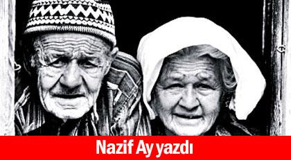 Hz. Muhammed yaşlıları neye benzetiyordu