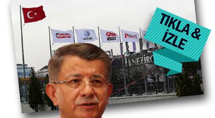 Davutoğlu Demirören Medya'yı hedef aldı