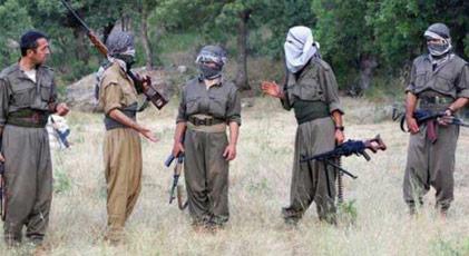 Barzani ile PKK birbirine girdi