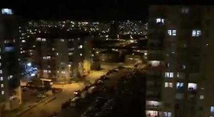 Saat 21.00'de tarihi görüntüler