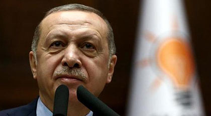 Nerede AKP Genel Başkanı
