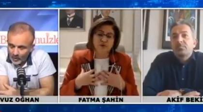 AKP'li Fatma Şahin'den Erdoğan'ın o sözlerine karşı çıkış