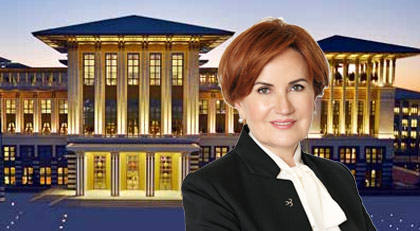 Cumhurbaşkanlığı'ndan Merak Akşener'e tebrik