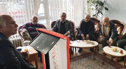 Adnan Küçük AKP'ye yönelik Kemalizm eleştirisinde bulundu