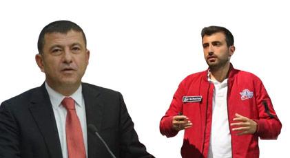CHP'li Ağbaba ile Bayraktar arasında tartışma