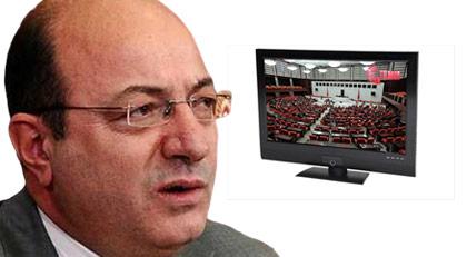 İlhan Cihaner'den çarpıcı iddia: TBMM TV için 3-10 milyon euro yatıracak