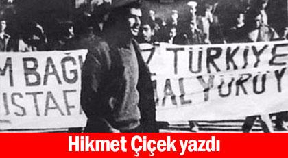 Deniz Gezmiş Mustafa Kemal'i anlatıyor