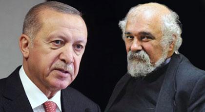 Erdoğan'dan Zarakolu'ya dava