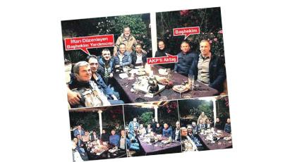 AKP'li isim onur konuğu oldu