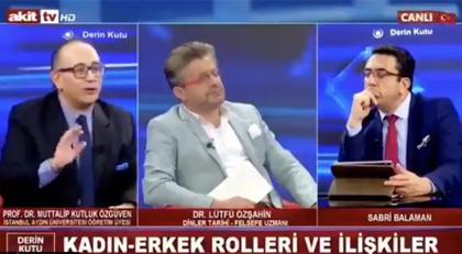 """Akit TV'de kız çocukları için tepki çekecek ifadeler: """"Süper kadın"""""""