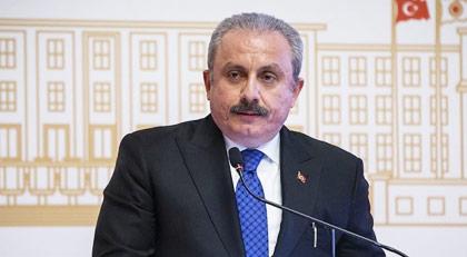 TBMM Başkanı Mustafa Şentop darbe tartışmasına ilişkin konuştu
