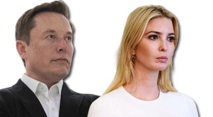 Matrix'ın yaratıcısı Elon Musk ve Ivanka Trump'a küfür etti