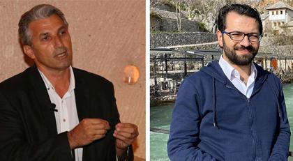 Nedim Şener'den Akit'çi isim arasında tartışma