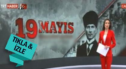 Devlet kanalı TRT'de skandal hata