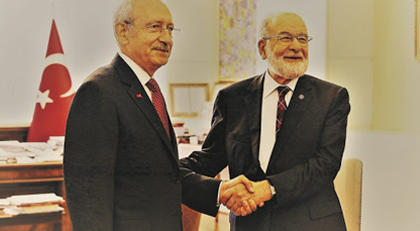 CHP'den Saadet'in önerisine destek