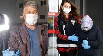 İğrenç olayda anne ve sevgilisi mahkemede birbirlerini suçladı