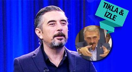 AKP'li Çamlı kelime bulamayınca Ali İhsan Varol devreye girdi