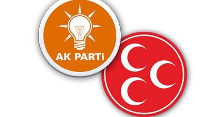"""AK Partililer partinin MHP'lileşmesinden rahatsız"""