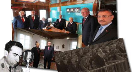 Erdoğan ve Bahçeli Yassıada'yı gezdi Kılıçdaroğlu da 27 Mayıs mesajını paylaştı