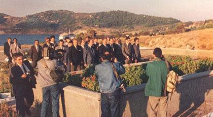 Menderes'in mezarı böyle taşındı