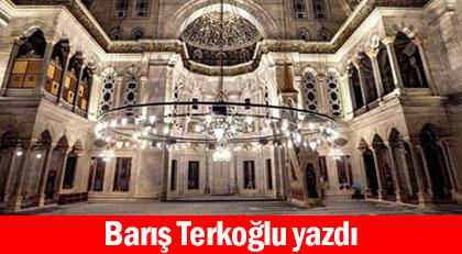 """""""Camide 6-7 kişi namaz kılıyor bizlere yazıklar olsun"""""""