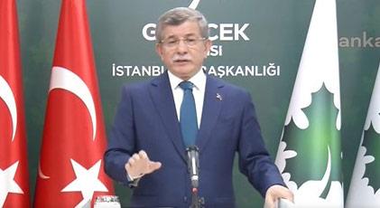 """Davutoğlu hükümete Man Adası'nı hatırlattı: """"Sorarlarsa ne cevap vereceksiniz"""""""