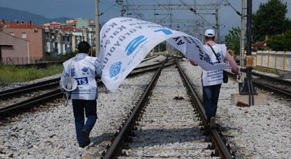 4 koldan Ankara'ya yürüyüşe geçtiler