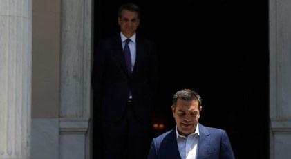 Çipraş'tan yeni başbakana Erdoğan çağrısı