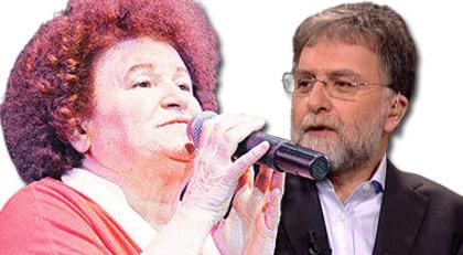 Selda Bağcan'dan Ahmet Hakan'a yanıt: Memleketi karpuz gibi ikiye böldüler