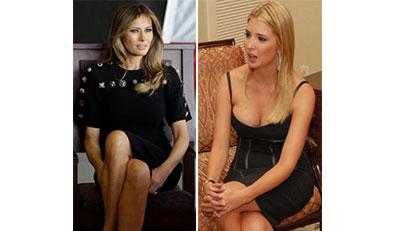 Ivanka Trump ve Melania Trump'ın çekişmesi kitapta anlatıldı