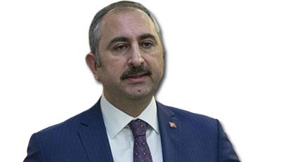 Türkiye Gazetesinin hedefinde Adalet Bakanı Gül var