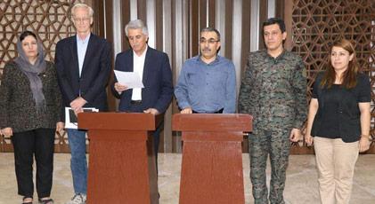 ABD bir araya getirdi PKK ile aynı masaya oturttu