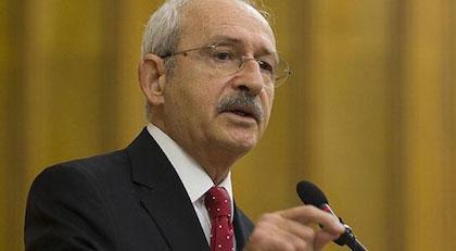 Kemal Kılıçdaroğlu'ndan Barışlar çıkışı