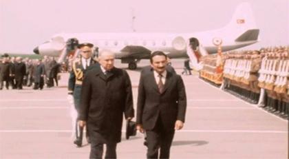 Rusya'nın Ankara Büyükelçiliği 42 yıl sonra görüntüleri paylaştı