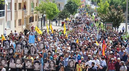 Adalet çığlığı Sivas'tan yükselecek