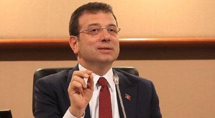 Eski AKP'li Bakan'dan İmamoğlu'na destek