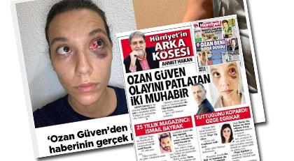 İki gazete o fotoğraf için tartıştı...