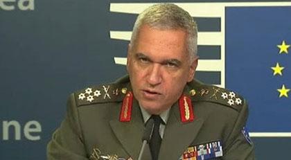 Yunan Genelkurmay Başkanı orduevine giriyor ben giremiyorum