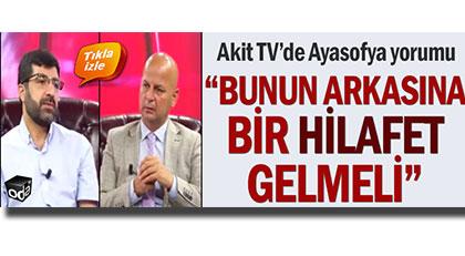 RTÜK Üyesi İlhan Taşcı Akit TV hakkında inceleme istedi