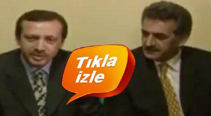 Erdoğan'ın hapishane görüntüsü