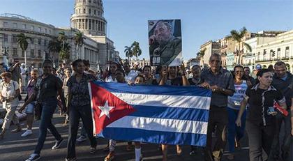 ABD Küba'nın peşini hala bırakmıyor
