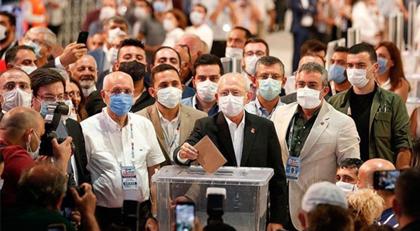 CHP Parti Meclisine kimler girdi