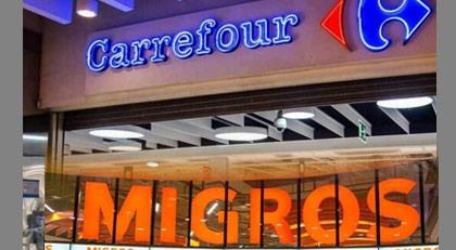 İslamcı camianın hedefinde yine Carrefour ve Migros var