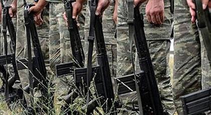 Binlerce kişi asker kaçağı oldu