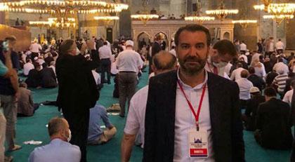 AKP'li Belediye Başkanı virüse yakalandı