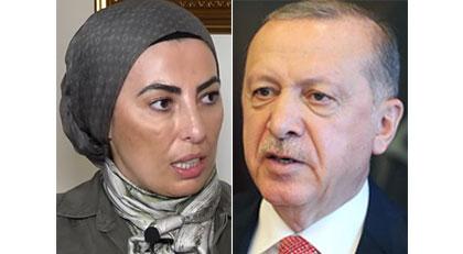 Nihal Olçok, Erdoğan ve Bakan'ı işaretleyip isyan etti