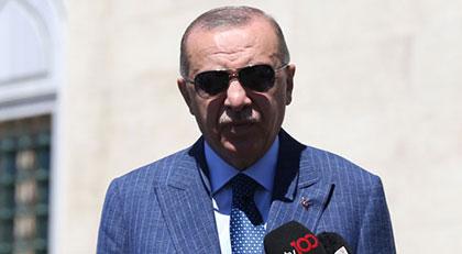 Erdoğan Mısır'la görüşmeleri açıkladı