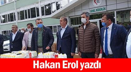 AKP'li Başkandan icra takibi