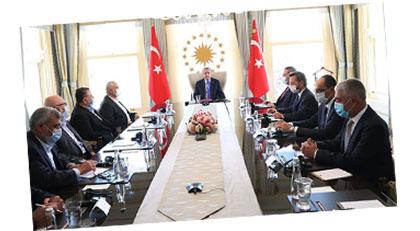 Erdoğan'ın bu fotoğrafına ABD'den sert yanıt: Şiddetle karşı çıkıyoruz